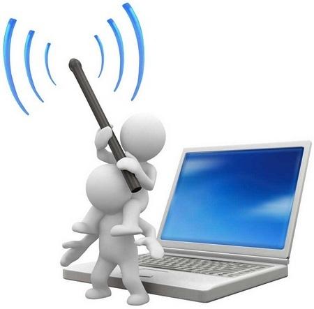 Как подключить WiFi(вай фай)