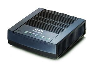 ZYXEL P600 SERIES