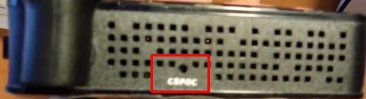 knopka sbrosa ZyXEL Keenetic Lite III